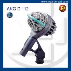 Lloguer Micròfon AKG D112