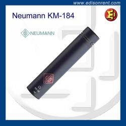 Alquiler Micrófono NEUMANN KM184