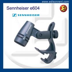 Lloguer Micròfon Senneheiser e604