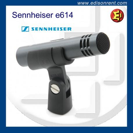 Alquiler Micrófono Sennheiser e614