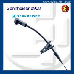 Alquiler Sennheiser e908