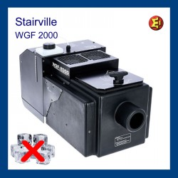 Máquina de humo bajo WGF 2000