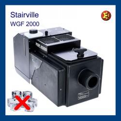 Lloguer màquina fum baix WGF 2000