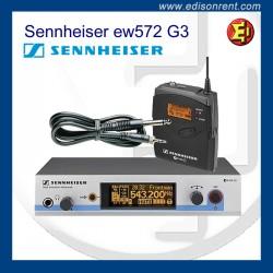 Alquiler Sennheiser ew572 G4