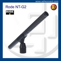 alquiler Micrófono RODE NT-G2