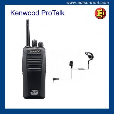 Walkie Kenwood ProTalk