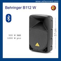 Lloguer Altaveu Behringer B112 W