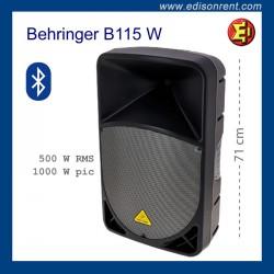 Bafle Behringer B115 W