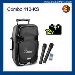 Bafle autónomo COMBO 112