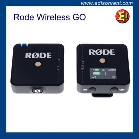 Mic Pack - Rode Wireless GO