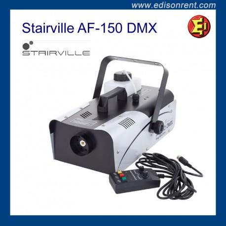 Máquina de Humo Stairville AF-150 DMX