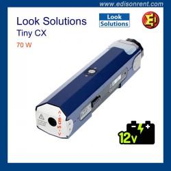 Alquiler Máquina portátil de humo Look Tiny CX