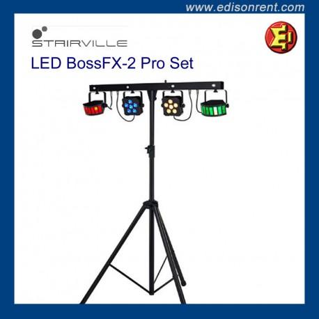 SET Luces LED BossFX-2 Pro