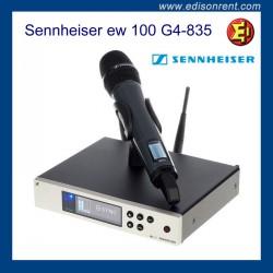 Lloguer Sennheiser G4 ew100 skm