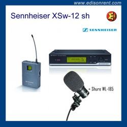Mic Set - Sennheiser XSw12 SH