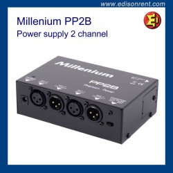 Power supply 2 channel Millenium PP2B