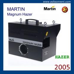 Máquina de vapor Martin Magnum-Hazer