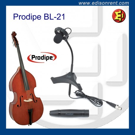 Alquiler Micrófono Prodipe BL-21
