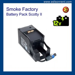 Smoke Factory Battery Pack Scotty II