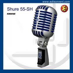 Micrófono Shure 55-SH