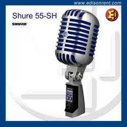 Lloguer Micròfo Shure 55-SH