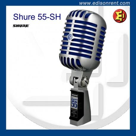 Alquiler Micrófono Shure 55-SH