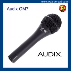 alquiler Micrófono Audix OM7