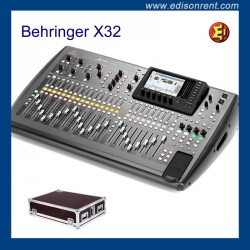 Taula de so Behringer X32