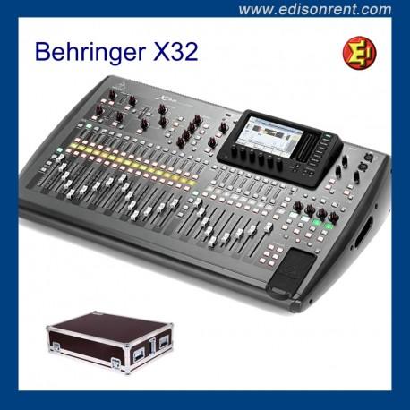 Lloguer Behringer X32