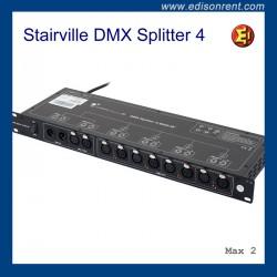 Stairville DMX Splitter 4 MK3