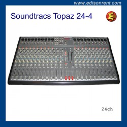 Mesa de sonido SOUNDTRACS Topaz 24-4