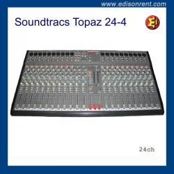 Taula de so SOUNDTRACS Topaz 24-4