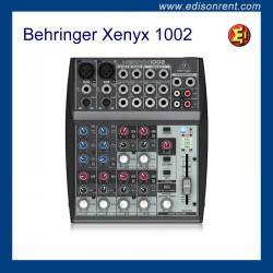 Mesa de sonido Behringer Xenyx-1002
