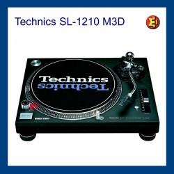 Plat Technics SL-1210 M3D