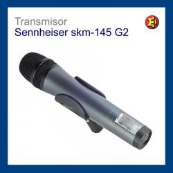 Inalámbrico TX. Micro de mano Sennheiser 100 G2 skm145