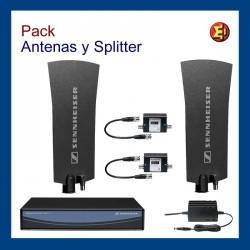 Alquilr Antenas Sennheiser