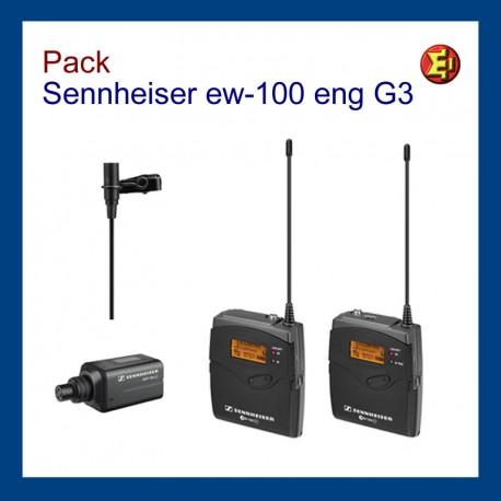 Receptor inalámbrico Sennheiser. ek100 G3