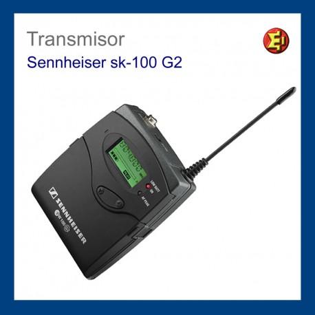 Alquiler Petaca Sennheiser SK 100 G2
