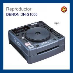 Alquiler Reproductor DENON DN-S1000