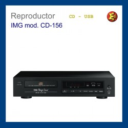 Alquiler Reproductor CD-USB.  IMG mod. CD-156