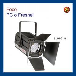 Foco PC - 1000 W
